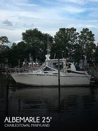 1994 Albemarle 265 Express