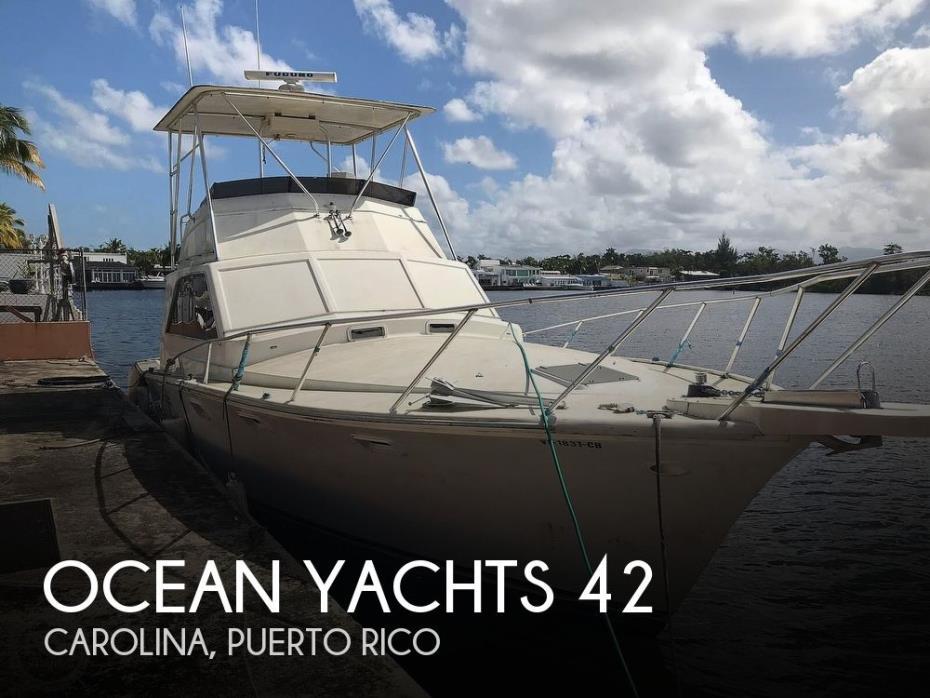 1979 Ocean Yachts 42