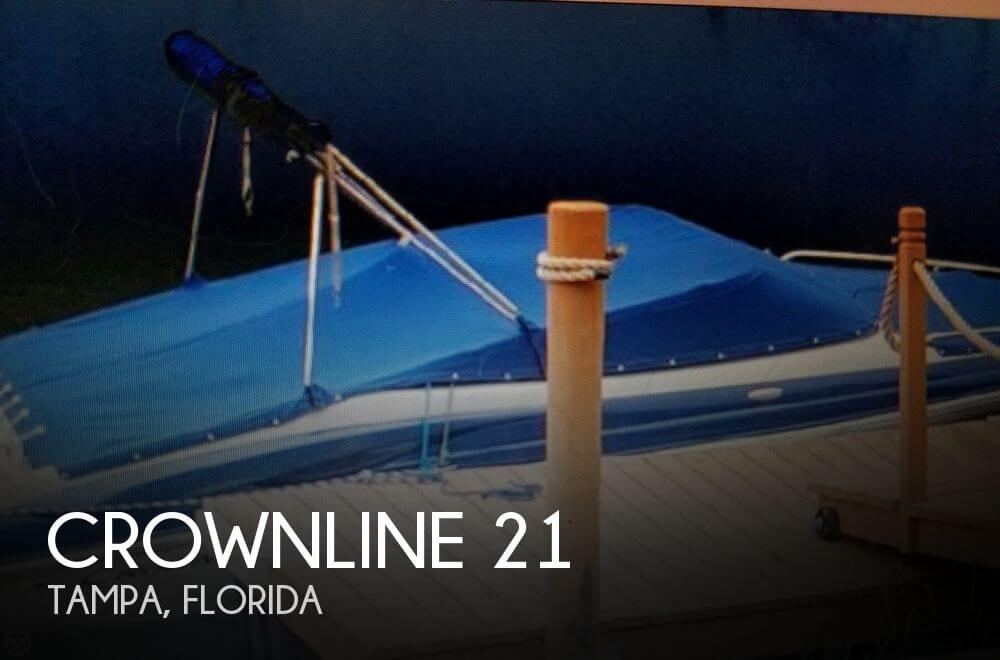 2014 Crownline 21SS