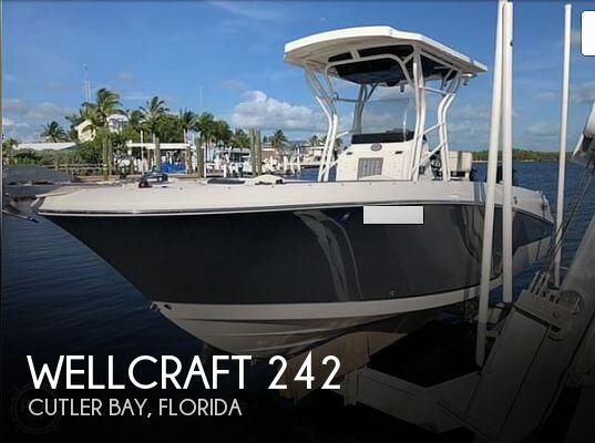 2016 Scarab 242 Offshore