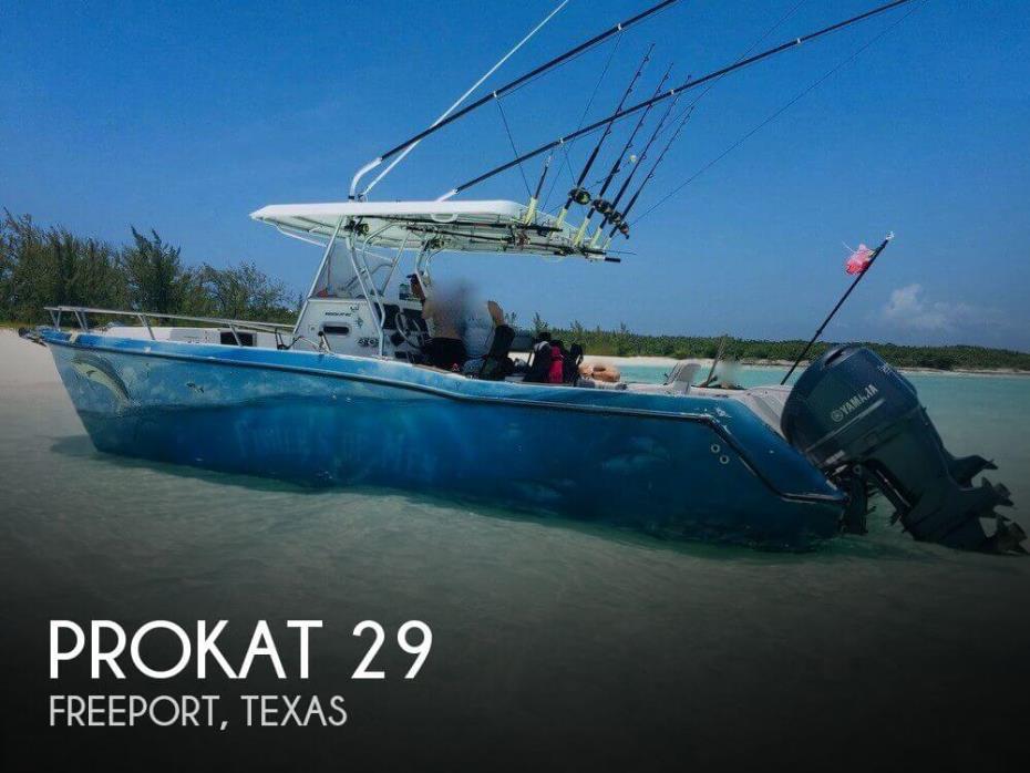 2001 ProKat 2800CC