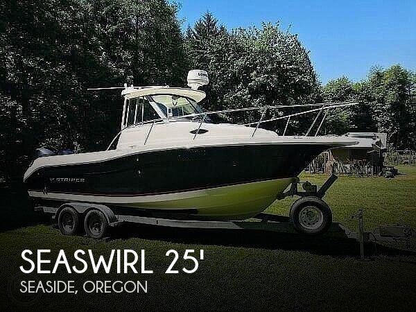 2013 Seaswirl Striper 2601 WA