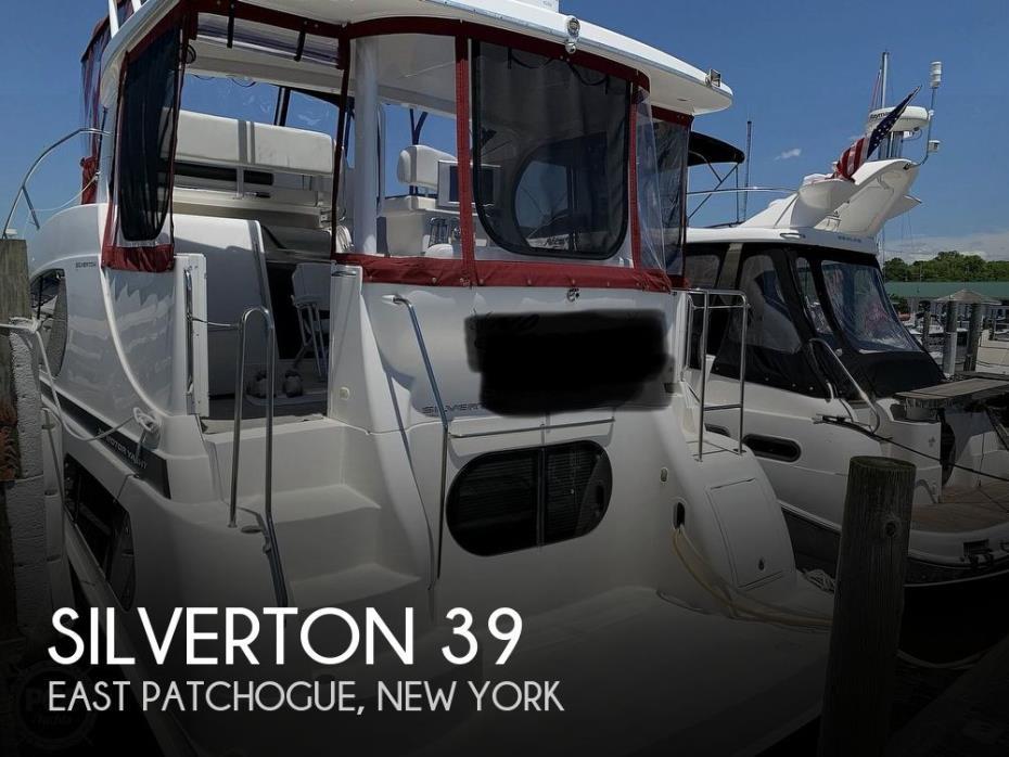 2006 Silverton 39 Motoryacht