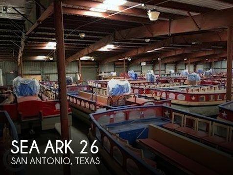 1995 Sea Ark 26