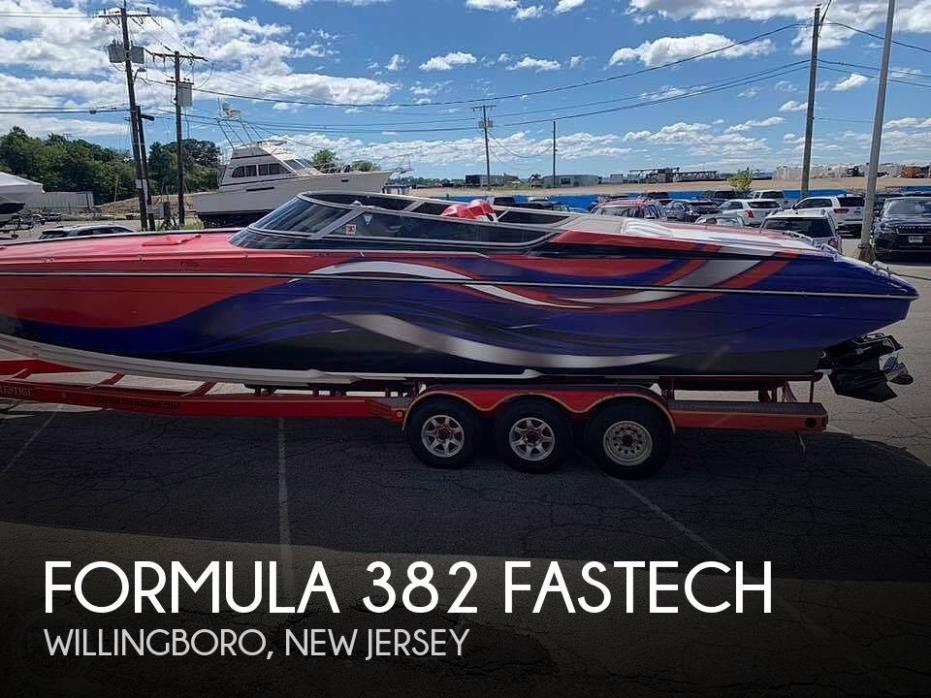 1998 Formula 382 Fastech
