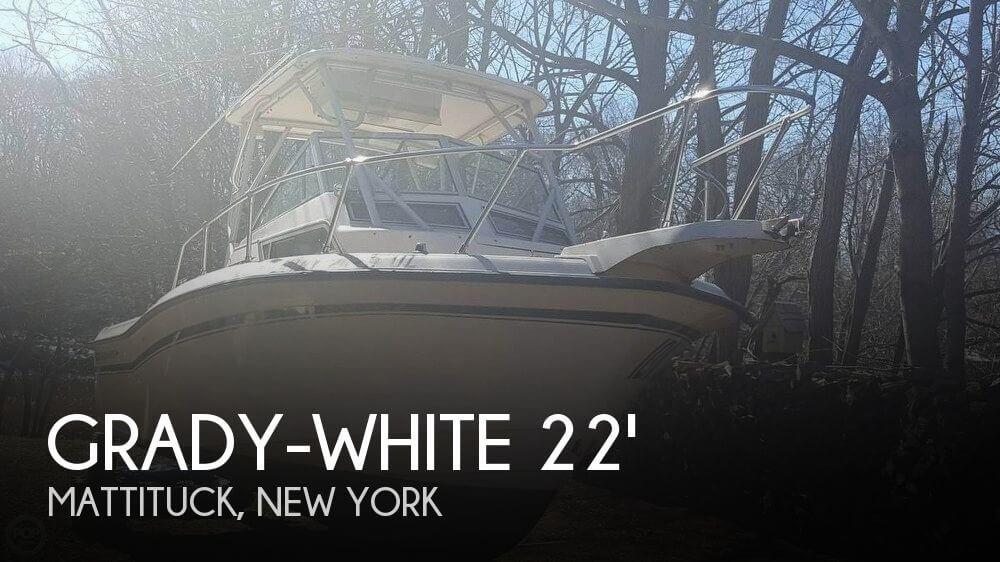1995 Grady-White Seafarer 22