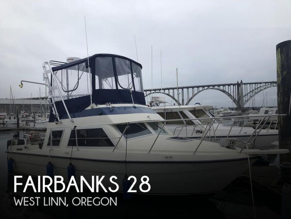 1989 Fairbanks 28