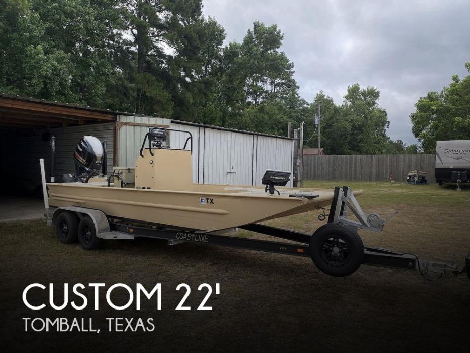 2019 Custom Custom Aluminum Flats Boat