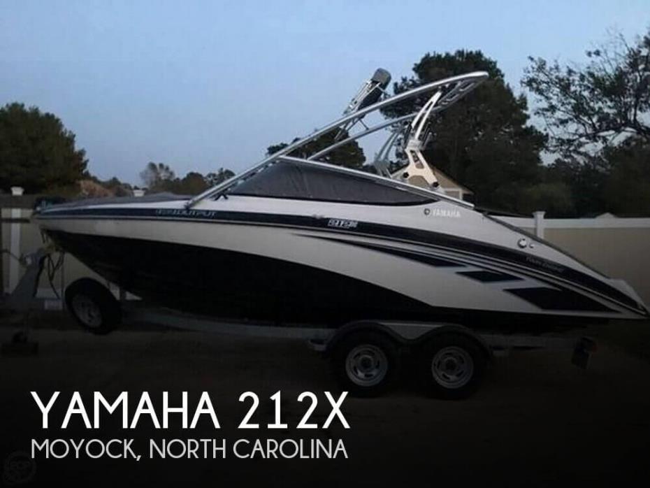 2013 Yamaha 212X