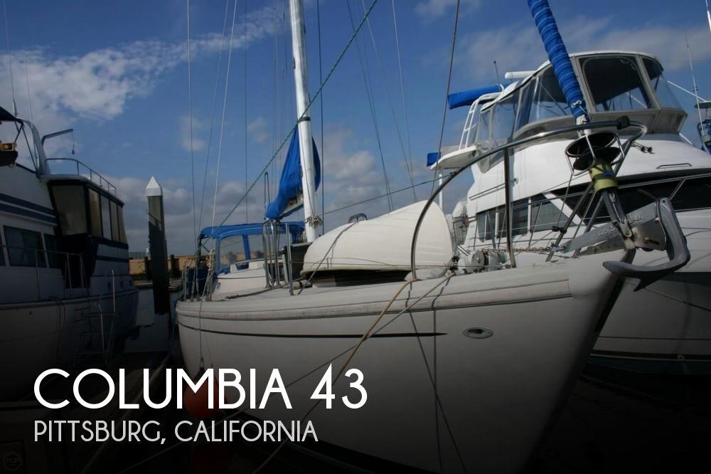 1974 Columbia 43