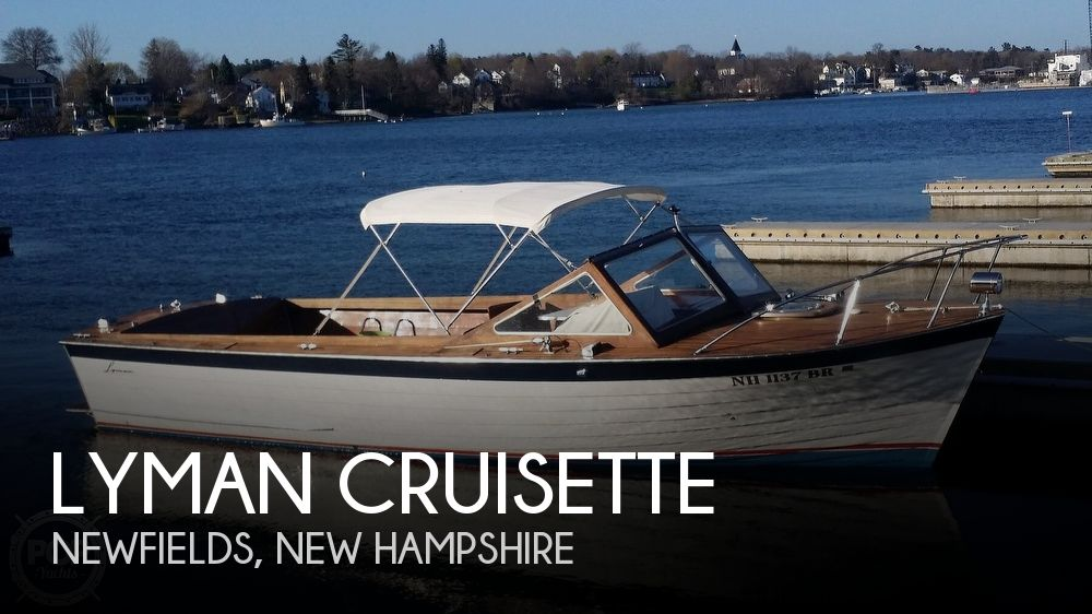 1969 Lyman Cruisette