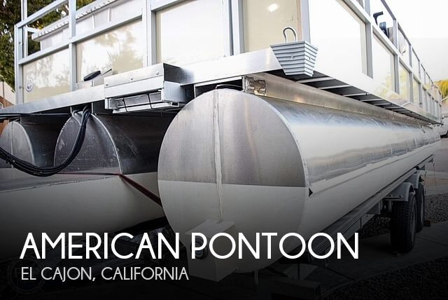 2019 American Pontoon MAXXX