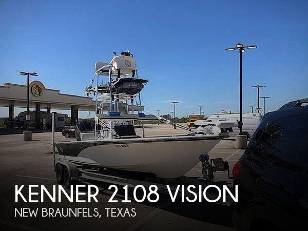 2004 Kenner 2108 Vision