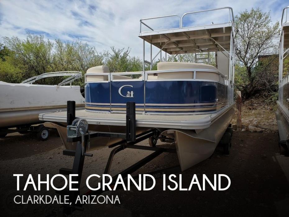 2021 Tahoe Grand Island GT 2580 CR