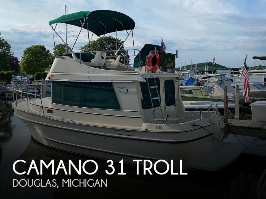 2004 Camano 31 Troll