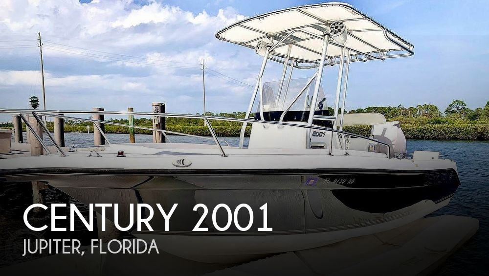 2007 Century 2001