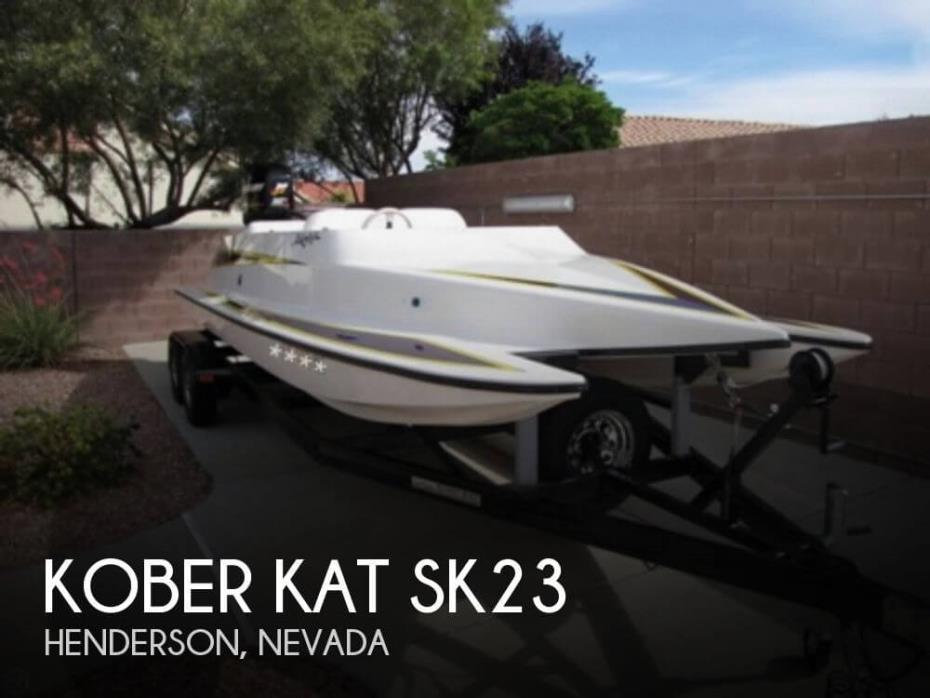2003 Kober Kat SK23