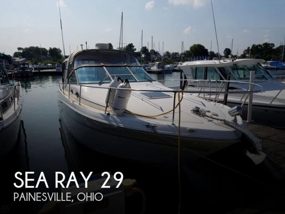 1998 Sea Ray 29