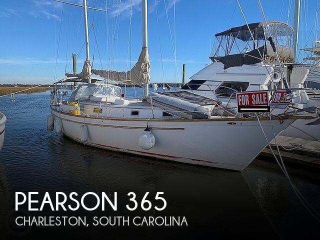 1980 Pearson 365
