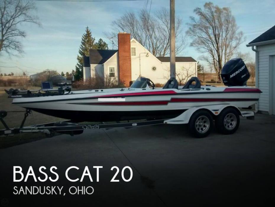 2008 Bass Cat 20 Puma