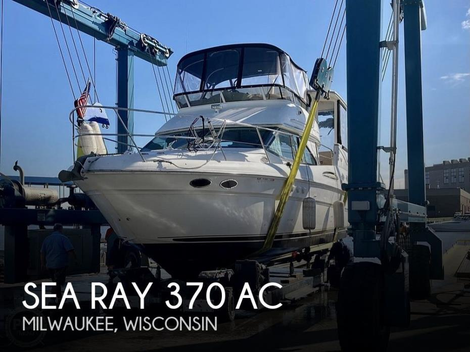 1999 Sea Ray 370 AC