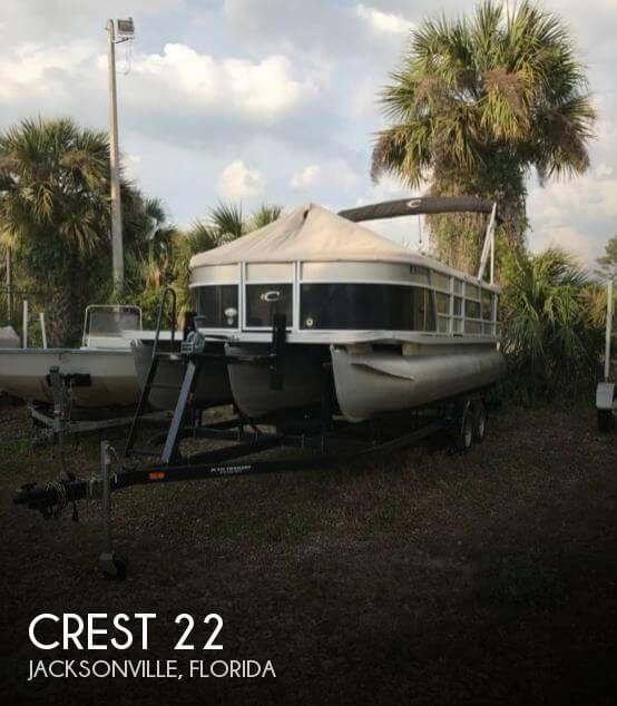 2013 Crest V210 Wave