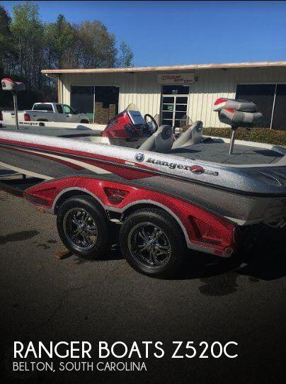 2017 Ranger Boats Z520C
