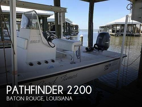 2003 Pathfinder 2200