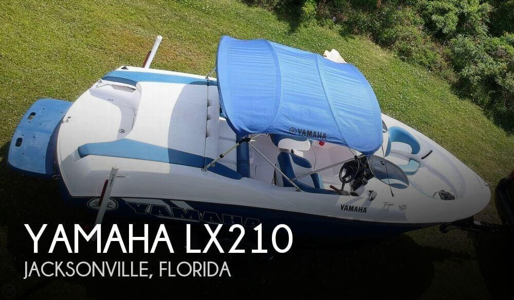 2003 Yamaha LX210