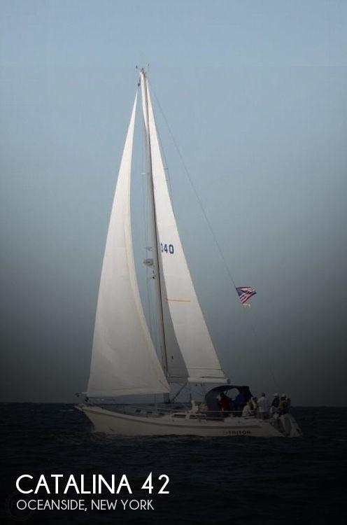 1989 Catalina 42 Wing