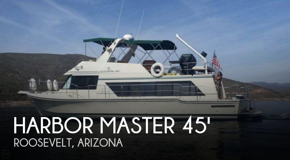 1990 Harbor Master Coastal 450