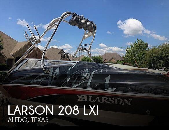 2005 Larson 208 Lxi