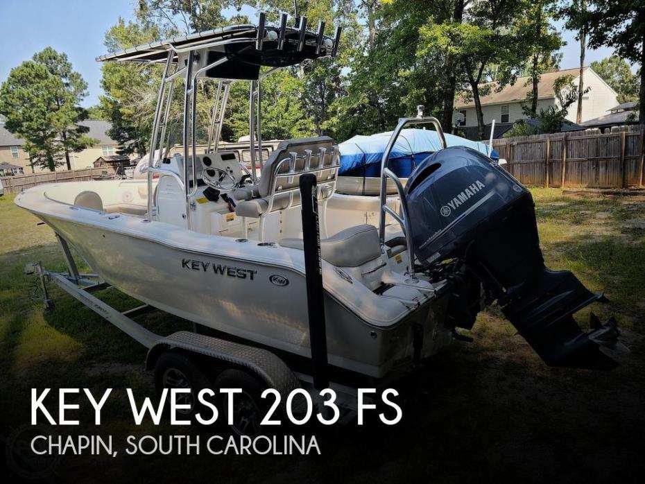 2021 Key West 203 FS