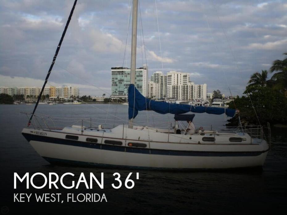 1974 Morgan Out Island 36
