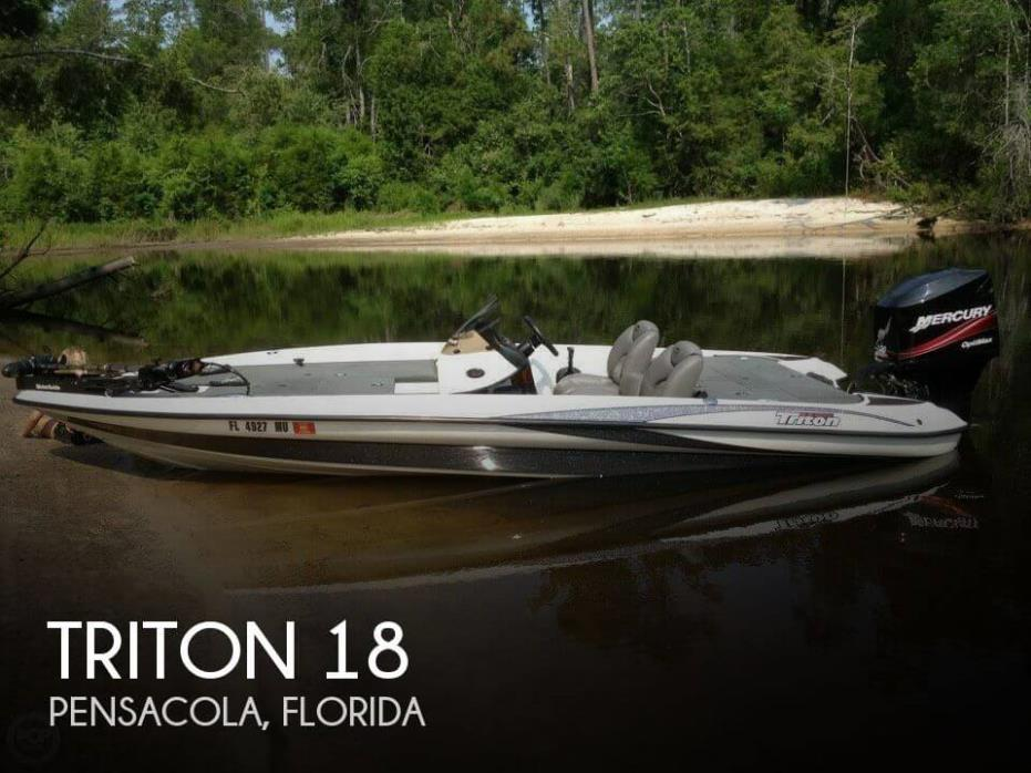 2005 Triton 18
