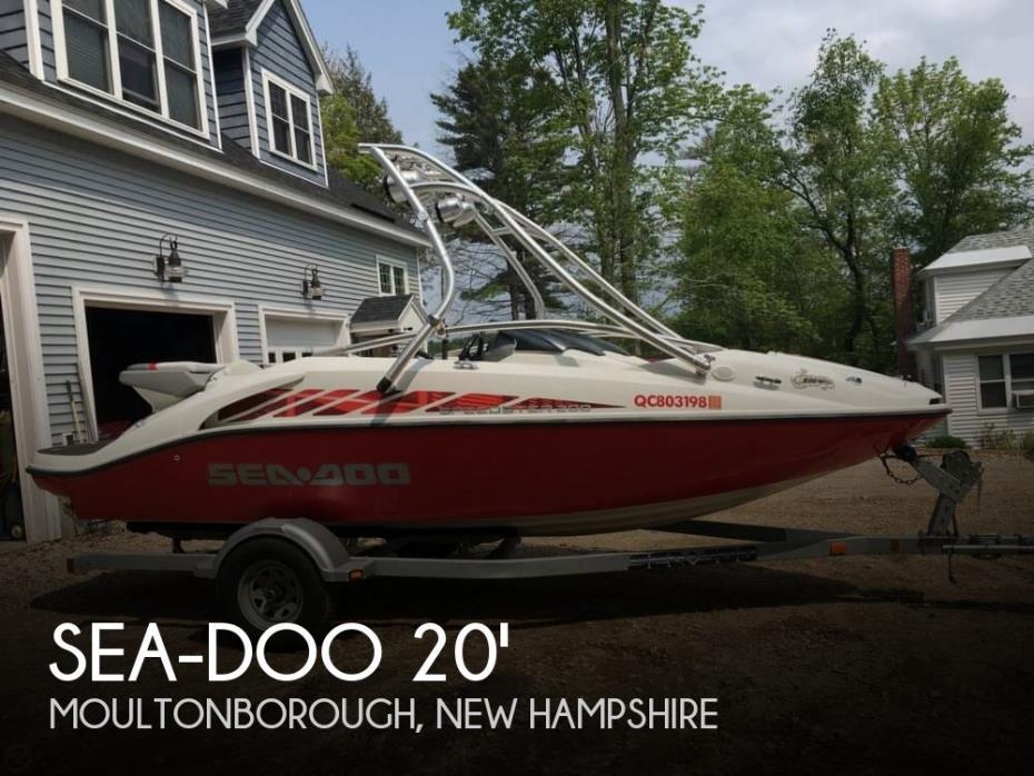 2006 Sea-Doo 200 Speedster