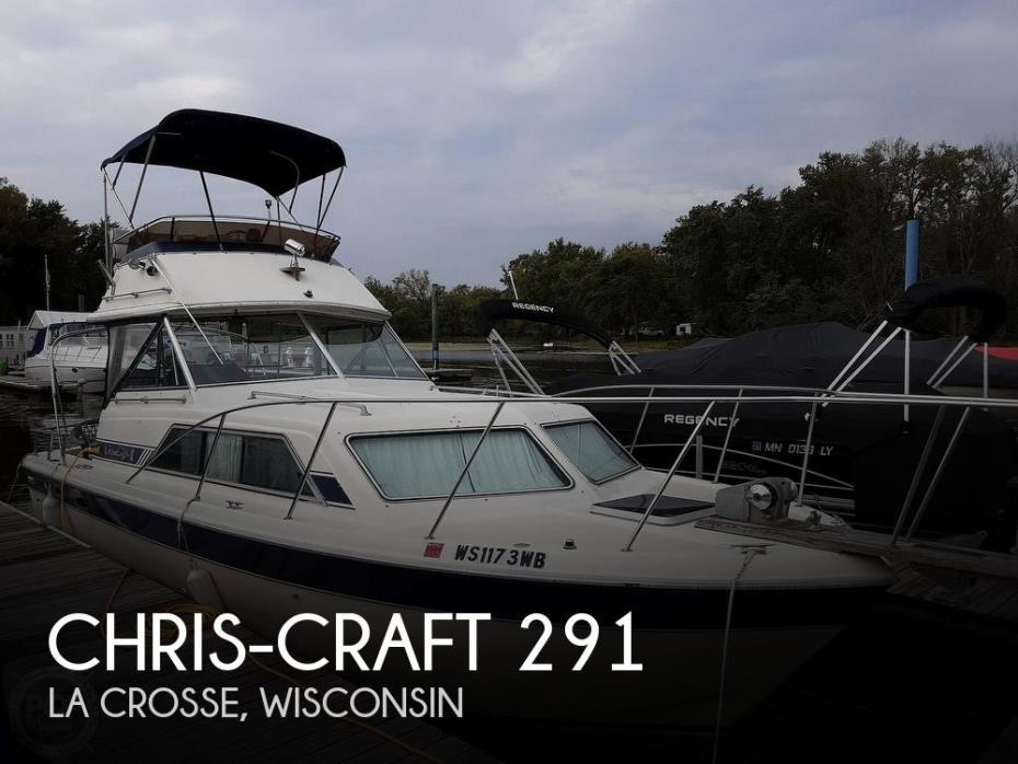 1985 Chris-Craft Catalina 291