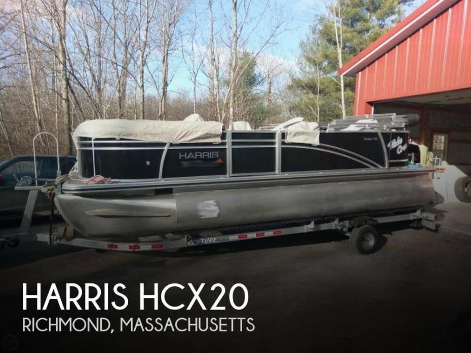 2017 Harris HCX20