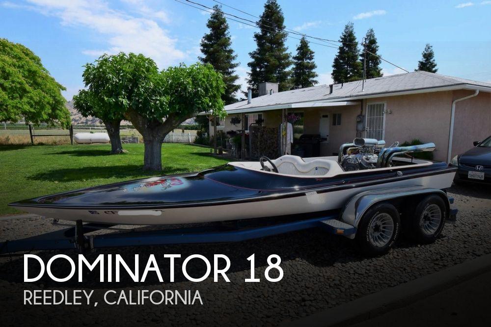 1977 Dominator 18