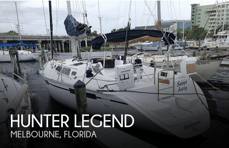 1992 Hunter Legend