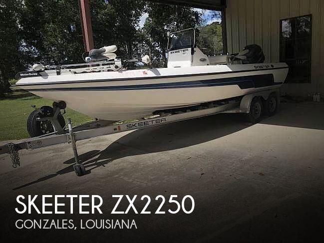 2008 Skeeter zx2250