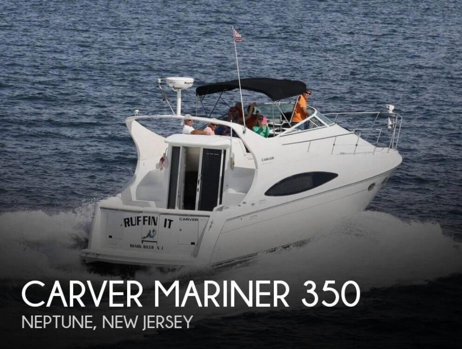 1998 Carver Mariner 350