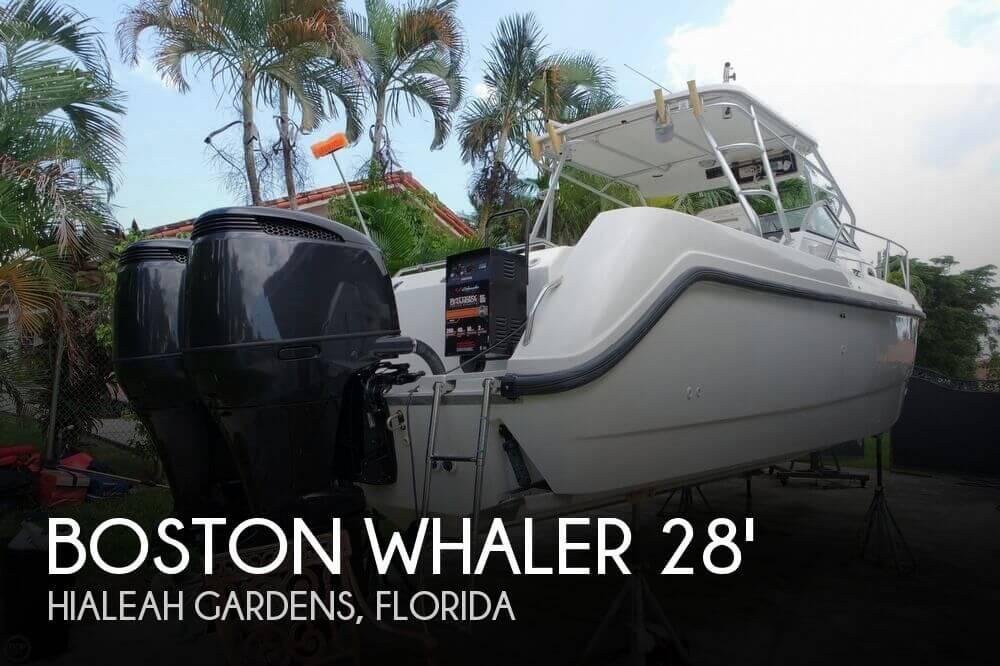 1999 Boston Whaler Conquest 28