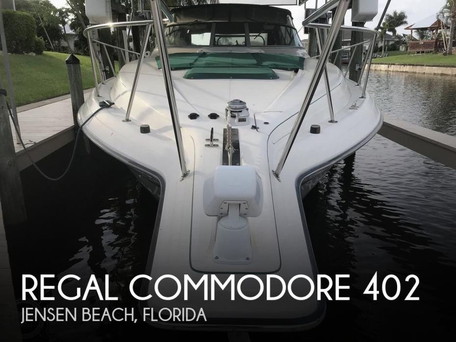 1996 Regal Commodore 402