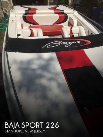 1988 Baja Sport 226