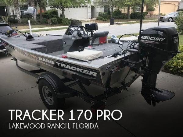 2015 Tracker 170 Pro