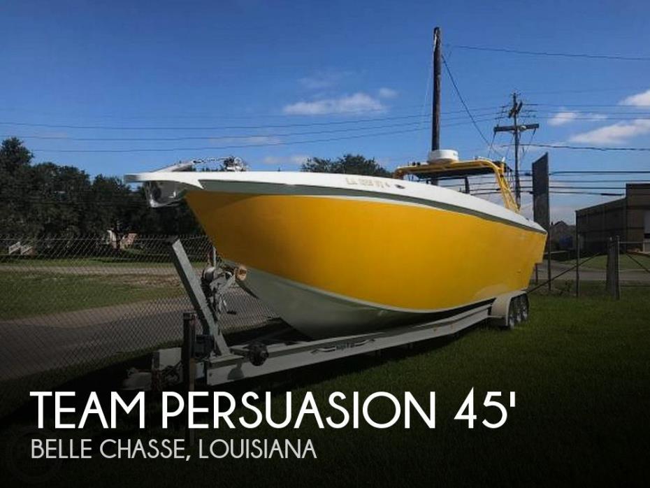 2003 Team Persuasion 45CCF