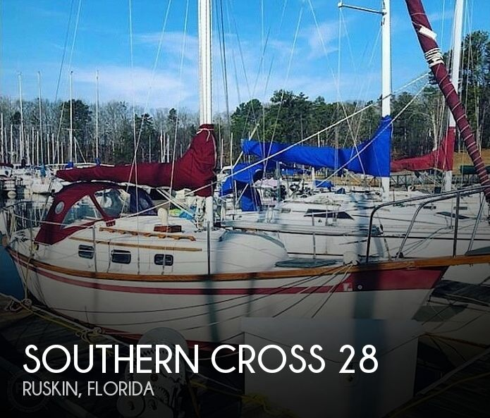 1981 Southern Cross 28