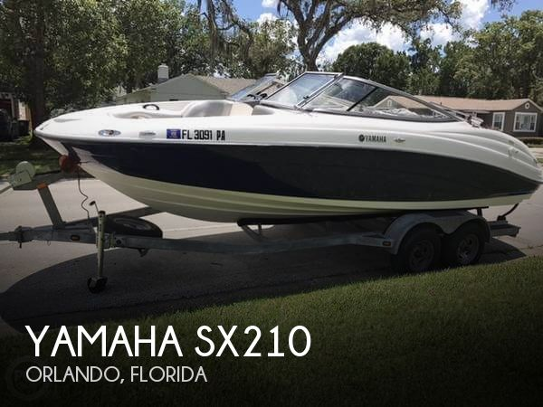 1990 yamaha sx210 boats for sale in florida for Yamaha sx210 boat cover