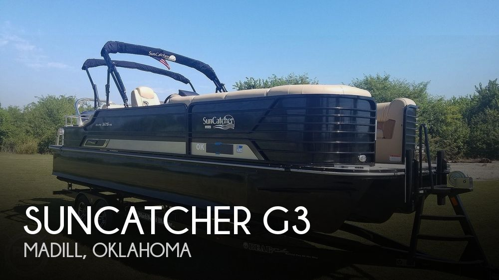 2019 SunCatcher G3 326SS Diamond Elite